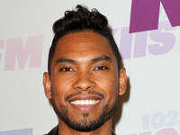 Miguel smashes into fans during...