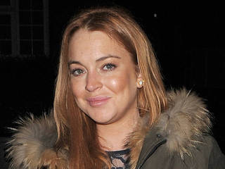 Lindsay Lohan counts Oprah as confidante...