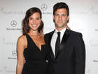 Actor Justin Bartha is a first-time dad