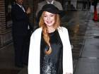 Lindsay Lohan 'fine' after miscarriage reveal