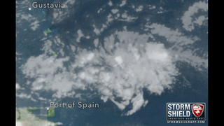 Tropical Depression Two fades into calm Atlantic