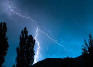 VIDEO: Lightning more attracted to men