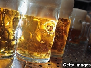 Beer sales score big in Germany during World Cup