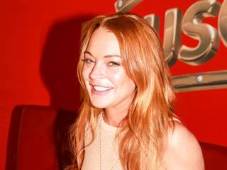 Lindsay Lohan racing to complete community...