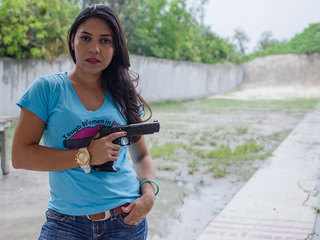 Gun-rights groups: Women are locking and loading