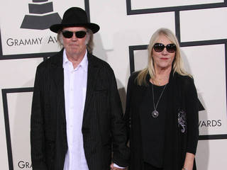 Neil Young files for divorce to end 36-year...
