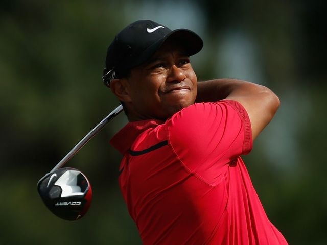 Tiger Woods hopes for PGA return next month