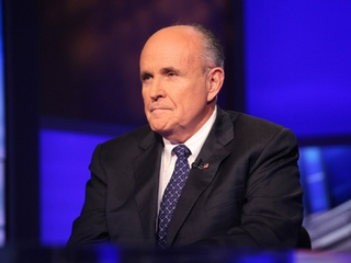 Giuliani out of running for Cabinet position