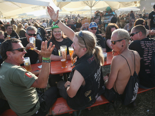 80K expected at Wacken heavy metal festival