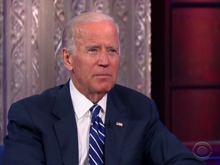 Biden: 'I have no intention of running' in 2020