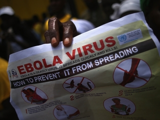 Ebola outbreak effects still felt by survivors