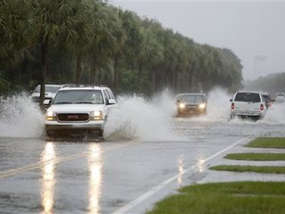 Report: Extreme downpours could be norm by 2100