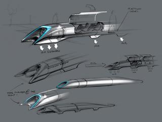 How Hyperloop could make speedy travel cheap