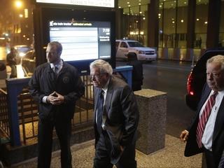 Dennis Hastert pleads guilty in hush-money case
