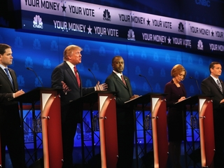 RNC gives in to candidates on debate formats