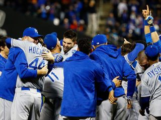 WATCH: 12 Royal reactions to World Series win
