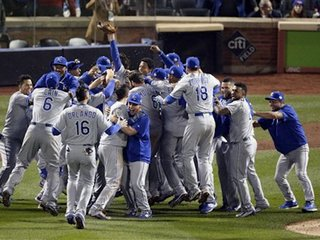 Royals rally late to win World Series