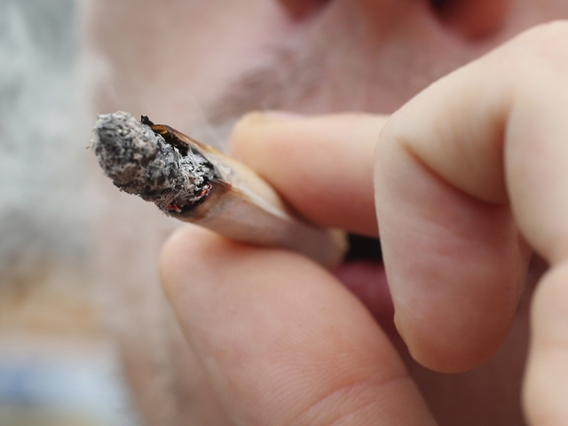 workplace testing shows Colorado pot use up dramatically