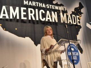 Martha Stewart moves American Made to Amazon