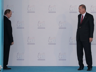 Russia and Turkey have been at odds for a while