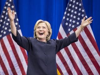 Hillary Clinton Unveils New Infrastructure Plan