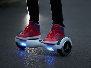Hoverboards are on fire this year