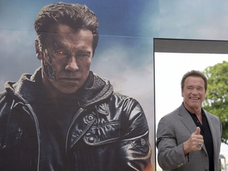 President Schwarzenegger? Only in movies for now