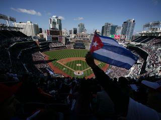 MLB's Cuba tour allows defectors to visit home