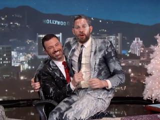 John Krasinski, Jimmy Kimmel prank war continues