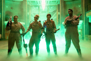 'Ghostbusters' reboot: See the first trailer