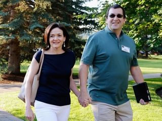 Sheryl Sandberg says 'Lean In Circle' helped her