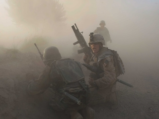 Enemy tactics could affect soldiers' PTSD risk