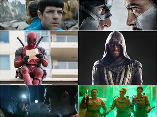 Why 2016 may be the nerdiest year for movies