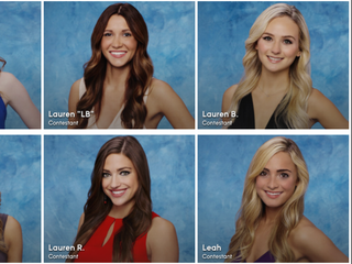 'The Bachelor' is back ... and very white