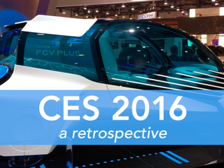 CES 2016: The good, the bad, the ugly