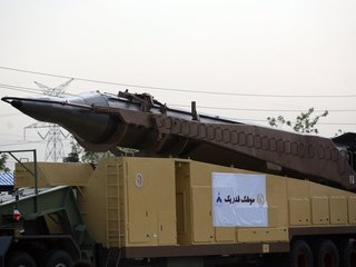 Iran's missile sanctions remain
