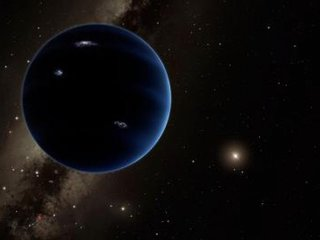 There may be another planet in our solar system