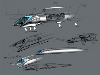 Elon Musk Hyperloop travel to be tested in 2016