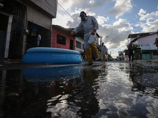 WHO holds emergency meeting about Zika virus
