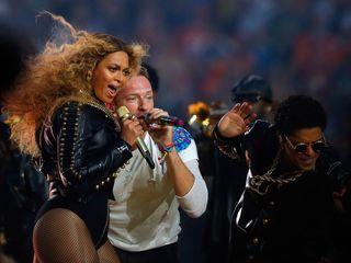 Beyoncé stole Coldplay's halftime show