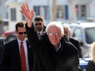 Sanders faces uphill climb in South Carolina