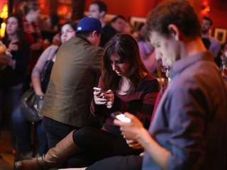 The rise of mobile dating apps