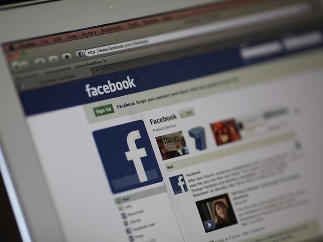 Teens join secret Facebook group