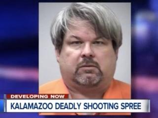 Alleged gunman drove Uber between shootings