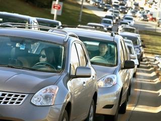 Denver up for $40M transportation grant