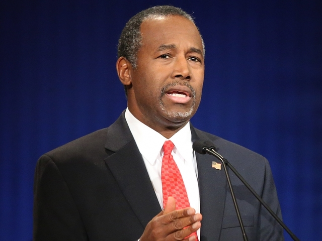 Carson signals exit, US Republicans grapple with Trump victories