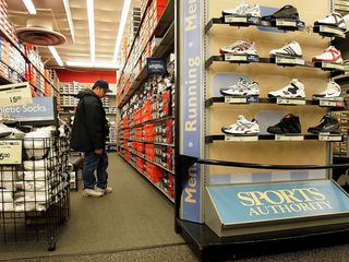 Sports Authority files for bankruptcy