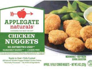 Perdue recalls 4,500 pounds of chicken nuggets