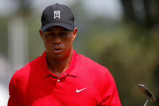 Tiger Woods not ready for return to golf