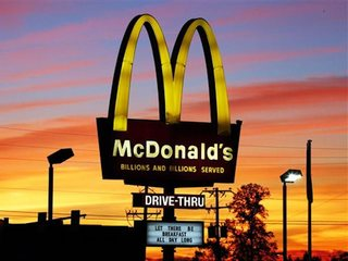 Teen arrested for stealing soda from McDonald's